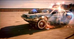 auto ritorno al futuro